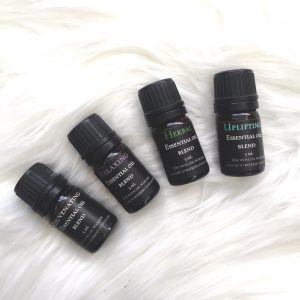 Sensilla Essential Oil Blends